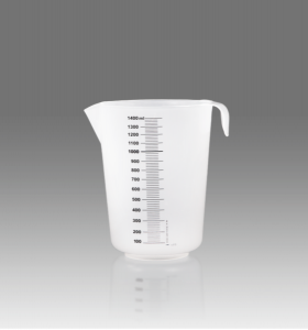 Miarka polipropylenowa HOLDER 1400 ml